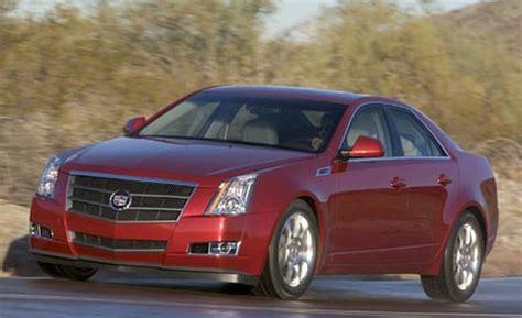 2008 Cadillac Cts Car Manual