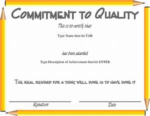 top result 60 awesome quality assurance certificate With quality assurance certificate template