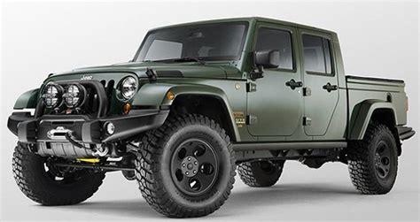 new jeep wrangler truck 2017 2017 wrangler pickup autos post