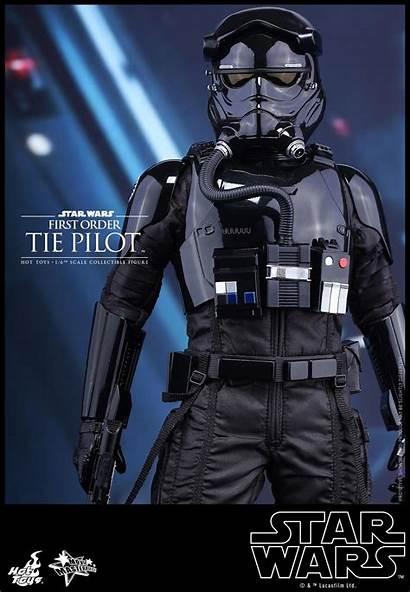 Tie Pilot Order Action Figure Episode Vii