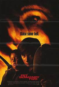 Pet Sematary 2 movie posters at movie poster warehouse ...