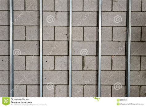 metal drywall studs  home improvement stock image