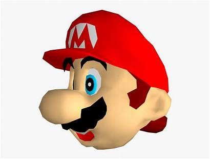 Mario Head Clipart Transparent Clipartkey Clipground