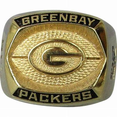 Packers Bay Ring Football Shops Greatvintagestuff Rubylane