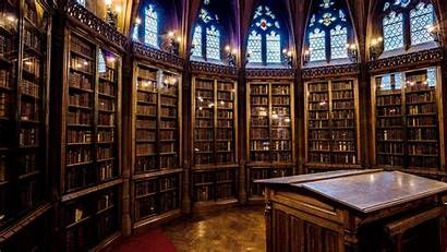 Library Computer Rylands John Backgrounds Interior Wallpapers