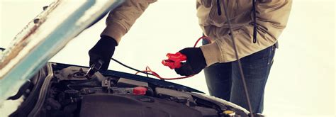 car battery  dying   winter