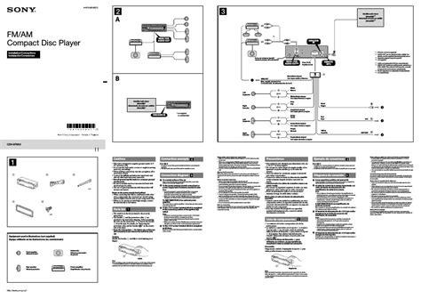 sony xplod deck wiring explod sony cdx gt40uw wire diagram wiring diagrams