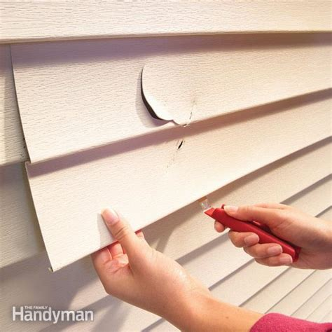 replace vinyl siding  family handyman