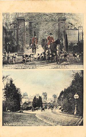 hertfordshire genealogy hunting postcards newman