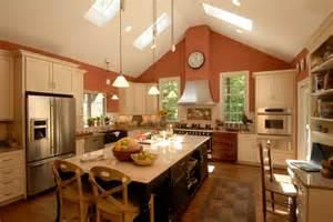ava living gourmet kitchen makeover by michael steiner