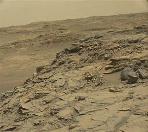 Curiosity Mars Rover: Beautiful Exposures