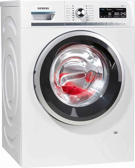 siemens wm 14 e3 eco testberichte siemens wm14w6eco waschmaschine im test 02 2019