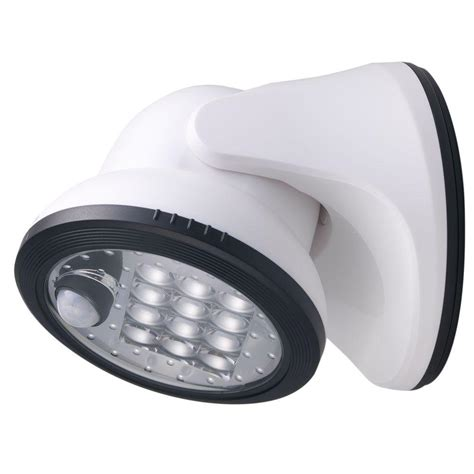 motion activated led light wireless light it white 12 led wireless motion activated