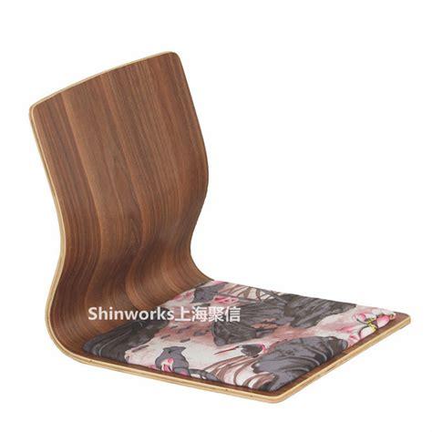 chaise japonaise chaise japonaise coréenne de modèle chaise de tatami