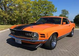 Ref 110 1970 Ford Mustang Mach 1