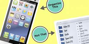 4 Things You Shouldn't Bother Organizing (And 4 Things You ...