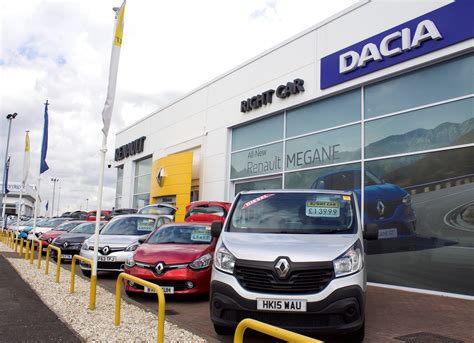 Right Car opens new Renault Dacia dealership, looks to ...