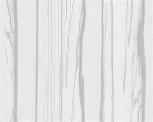 Himmelbett Weiß Holz : vliestapete wei grau holz as creation 30062 1 ~ Yasmunasinghe.com Haus und Dekorationen