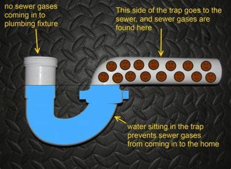 Stinky Basements, Stinky Plumbing Fixtures, and Sewer Gas