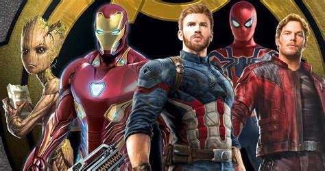 infinity war trailer finally coming next week movieweb