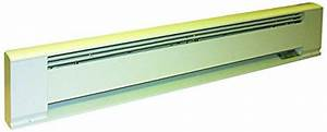 Tpi H391572 Series 3900 Hydronic Electric Baseboard Heater