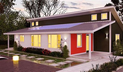 Prefabricated Eco Homes : affordable house