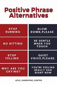 Positive Phrase Alternatives That You Can Start Using
