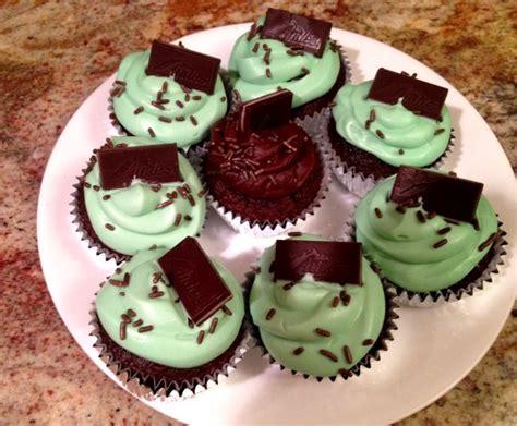 version  andes mint cupcakes bettycrocker chocolate