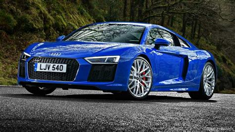 2019 Audi R8 To Be Available As A V6