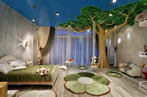 Kids Bedroom You'll Wish You Had This