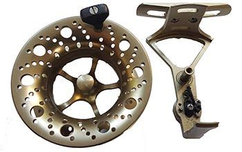 top tips features      trout fishing reel