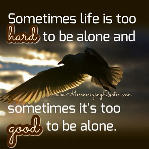 Quotes On Life Being Hard Sometimes