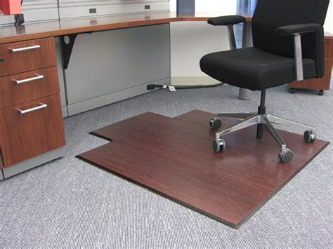 office chair mat for carpeted floor bamboo foldable chair mats are bamboo tri fold office mats