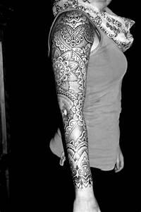 Tattoo Ganzer Arm Frau : beste tribal tattoos tattoo lass deine tattoos bewerten ~ Frokenaadalensverden.com Haus und Dekorationen