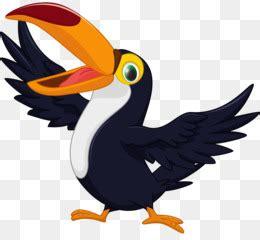 gambar burung enggang vector