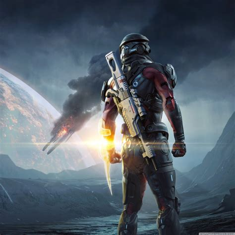 mass effect andromeda  video game  hd wallpapers