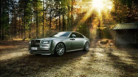 spofec rolls royce wraith  wallpaper hd car