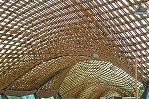 Che cosa è una gridshell post-formata in legno? – gridshell it
