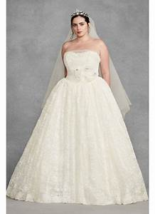 white by vera wang plus size corded wedding dress david With vera wang plus size wedding dresses