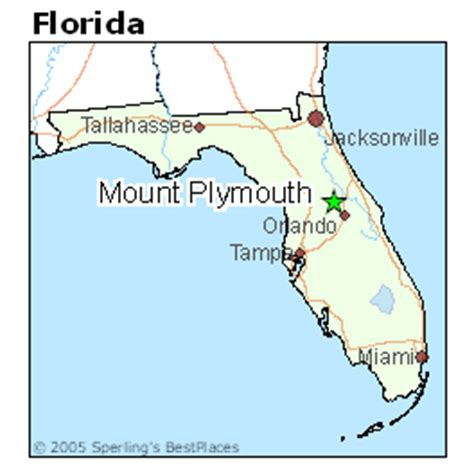 places    mount plymouth florida