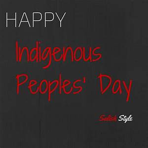 Seattle celebrates Indigenous Peoples' Day | Salish Style