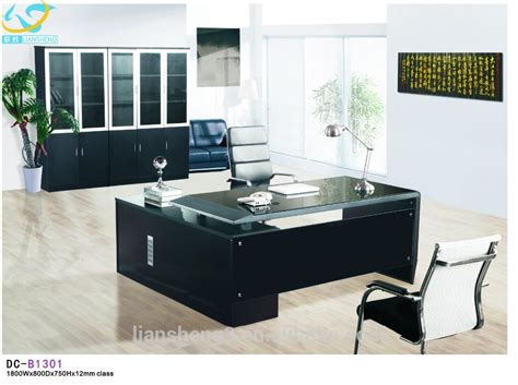 design a desk online glass office desk modern glass office desk modern glass