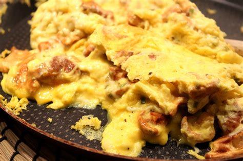 cuisiner les pieds de mouton omelette aux pieds de mouton pour ceux qui aiment cuisiner