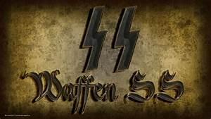Waffen SS Wallpaper by saracennegative on DeviantArt