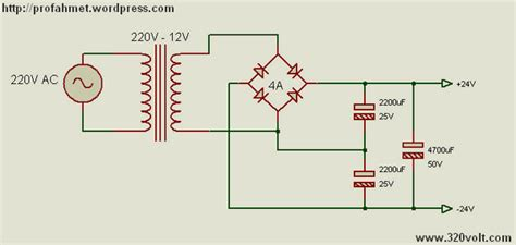12v ac 24v dc voltage doubler electronics projects circuits