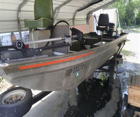 Used Aluminum Fishing Boats For Sale In Missouri by Fishing Boats For Sale In Missouri Used Fishing Boats