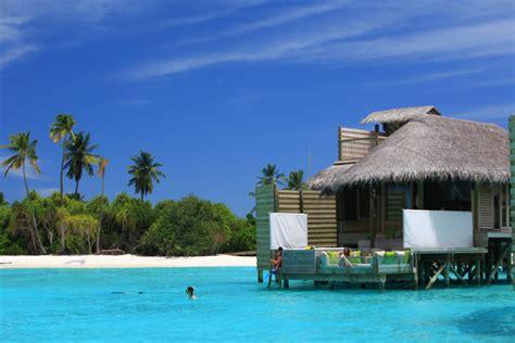 Paradise In Maldives Six Senses Resort, Laamu