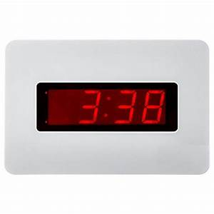 Kwanwa Electric Wall Clock Battery Operated Only With Big ...