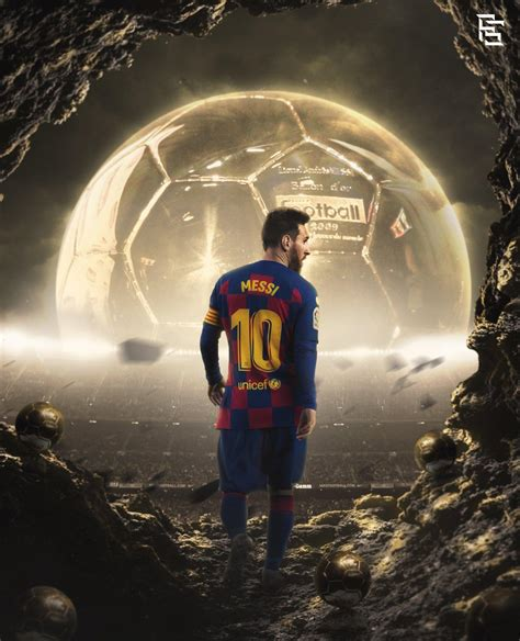 Ballon D'Or 2019 Messi Wallpapers - Wallpaper Cave
