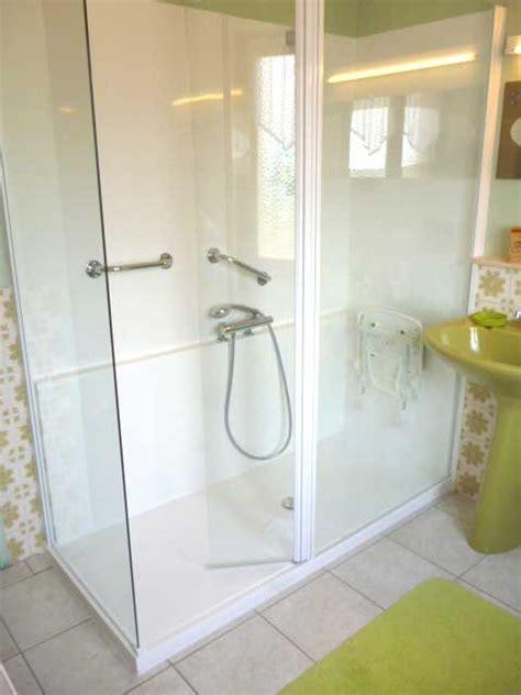 installation de la douche s 233 curis 233 e confort pack avec